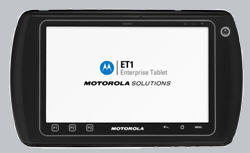 Motorola Et1 Rugged Tablet